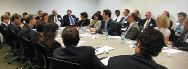 Offices of Governor Paterson, of Mayor Bloomberg, The Triana Group, at Roundtable on Entrepreneurship and Innovation