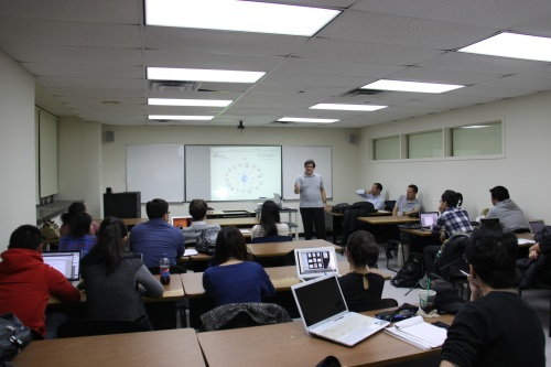 "Business Intelligence Platform ""Evangelizes"" at Polytechnic Institute of New York University"