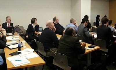 Full Room at SpagoBI5 Business Intelligence & Big Data Analytics Workshop