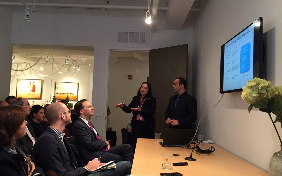 What's In A Pitch? 5 Takeaways from The Triana Group, Transmark, and GCE Experience