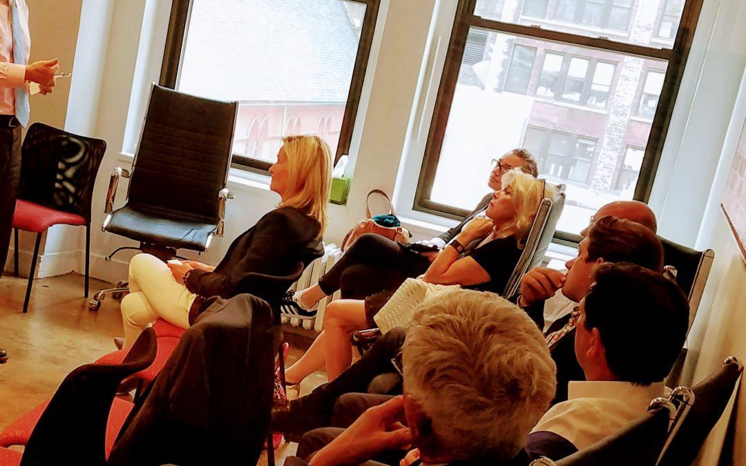 The Triana Group, Guest Speaker to the World Trade Center Lille's Board of Directors
